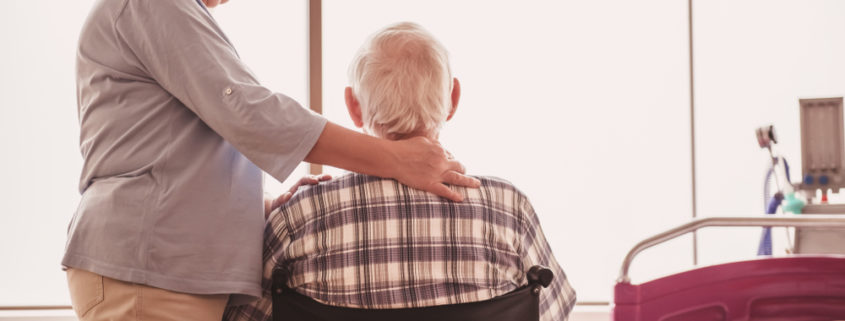 Alzheimer's care facilities