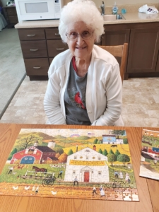 memory assisted living